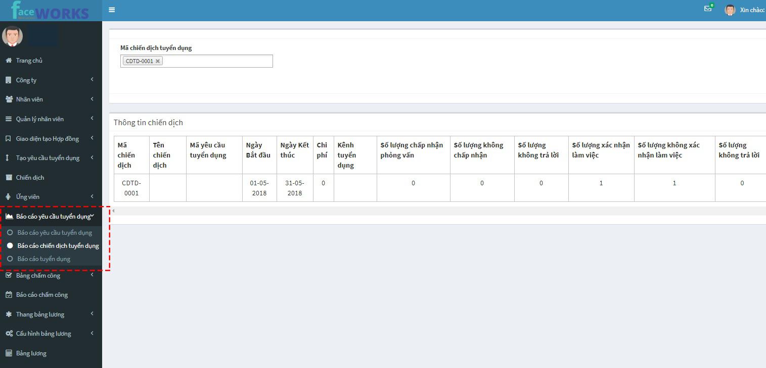 Tuyển dụng thông minh với phần mềm quản lí nhân sự 4